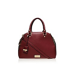 Carvela - Wine 'Callie domed bag' handbag