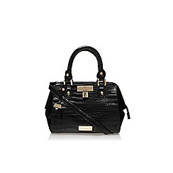 Carvela - Black 'Circe mini winged bag' handbag