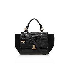 Carvela - Black 'Cai fliplock tote' handbag