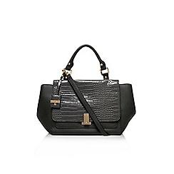 Carvela - Grey 'Cai fliplock tote' handbag