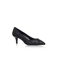 Nine West - Pewter Xeena3 high heel court shoe