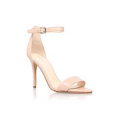 Nine West - Natural 'mana' high heel sandal