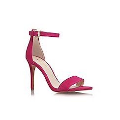 Nine West - Pink 'mana' high heel sandal