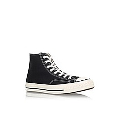 Converse - Black 'Ctas 70s les colour hi' high top sneaker