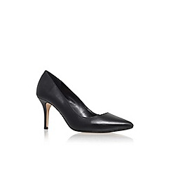 Carvela - Black 'Krystie' high heel court shoe