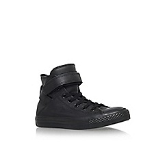 Converse - Black 'Ct bria hi' high top sneaker