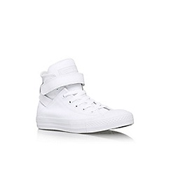 Converse - White 'Ct bria hi' high top sneaker