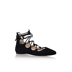 Nine West - Black 'Signmeup9'  flat ballerina shoes