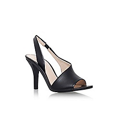 Nine West - Black 'Nw7ballad3' high heel sandals
