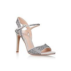 Vince Camuto - Grey 'Klava2' high heel sandal