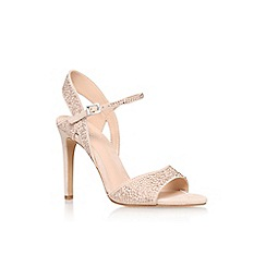 Vince Camuto - Natural 'Klava2' high heel sandal