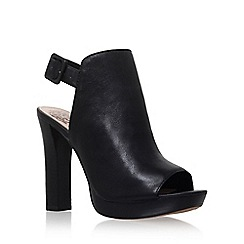 Vince Camuto - Black 'Gilsa' high heel shoe boot