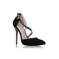 Carvela - Black 'Lucy' high heel sandal