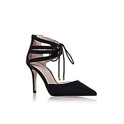 Carvela - Black 'Krisp' high heel sandals