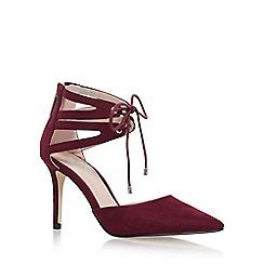 Carvela - Red 'Krisp' high heel sandals