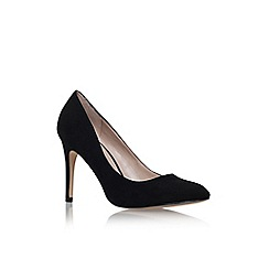 Carvela - Black 'Kleen' high heel court shoe