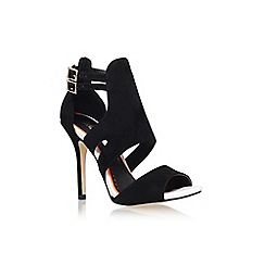 Miss KG - Black 'india' high heel sandal