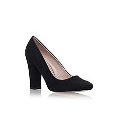 Carvela - Black 'Klip' high heel court shoe