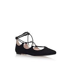 Carvela - Black 'Lucky' flat ballerina shoe