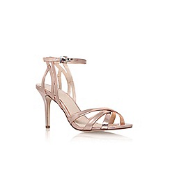 Carvela - Lyra bronze high heel sandal