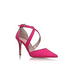 Carvela - Pink 'kross' high heel sandal