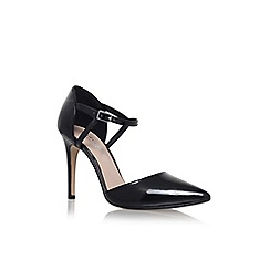 Carvela - Black 'Kit' high heel court shoe