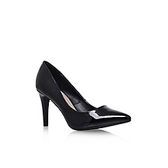 Carvela - Black 'Kale' high heel court shoe