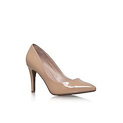 Carvela - Brown 'Kale' high heel court shoe