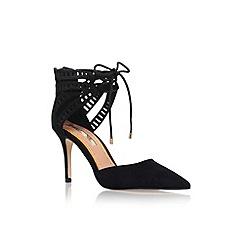 Miss KG - Black 'Cassie' high heel sandal
