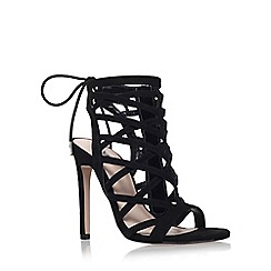 Carvela - Black 'Gracie' high heel sandal