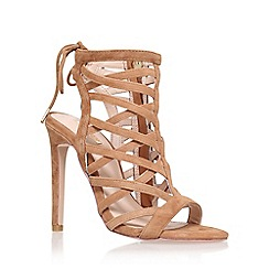 Carvela - Brown 'Gracie' high heel sandal