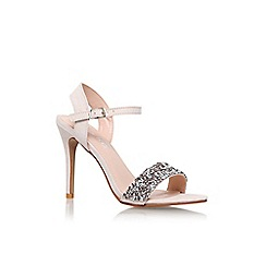Miss KG - Natural 'Ivy 2' high heel sandal