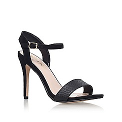 Miss KG - Black 'Imogen2' high heel sandal