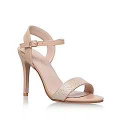 Miss KG - Natural 'Imogen 2' high heel sandal