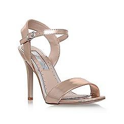 Miss KG - Gold 'Imogen 2' high heel sandals