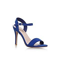 Miss KG - Blue 'Imogen 2' high heel sandal