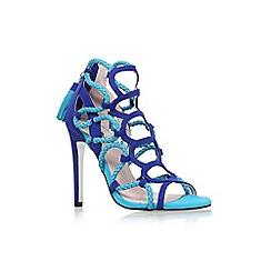 Carvela - Blue 'Gabriel' High Heel Sandals