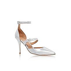 Carvela - Silver 'Argent' high heel sandal