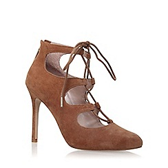 Carvela - Brown 'Audrina' high heel sandal
