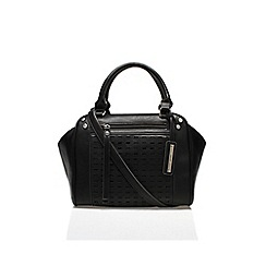 Nine West - Black 'Fearless remix' large handbag with shoulder strap