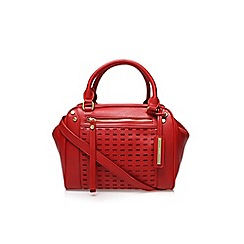 Nine West - Red 'Feareless Remix' large handbag with shoulder strap