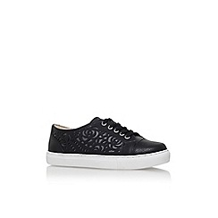 Carvela - Jemm black flat sneakers