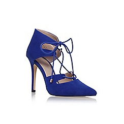 Carvela - Kayleigh high heel lace up sandal