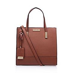 Carvela - Brown 'Juliet' tote handbag with shoulder strap