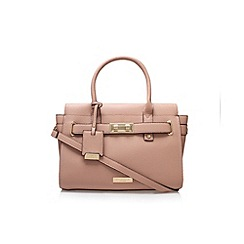 Carvela - Pink 'Joanna' large handbag with shoulder strap