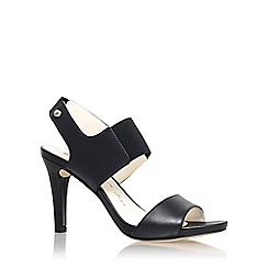 Anne Klein - Black 'Olexia' high heel sandal