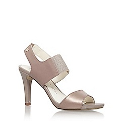 Anne Klein - Metal 'Olexia' high heeled sandal