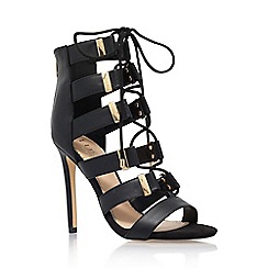 Lipsy - Black 'Shona' high heel sandal
