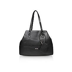 Nine West - Black 'Trip Ready Weekendr' Tote with shoulder strap