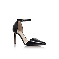 Nine West - Black timeshare high heel sandal